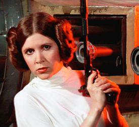 Princess Leia Bun Tutorial