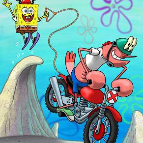 Extreme Spots - SpongeBob SquarePants
