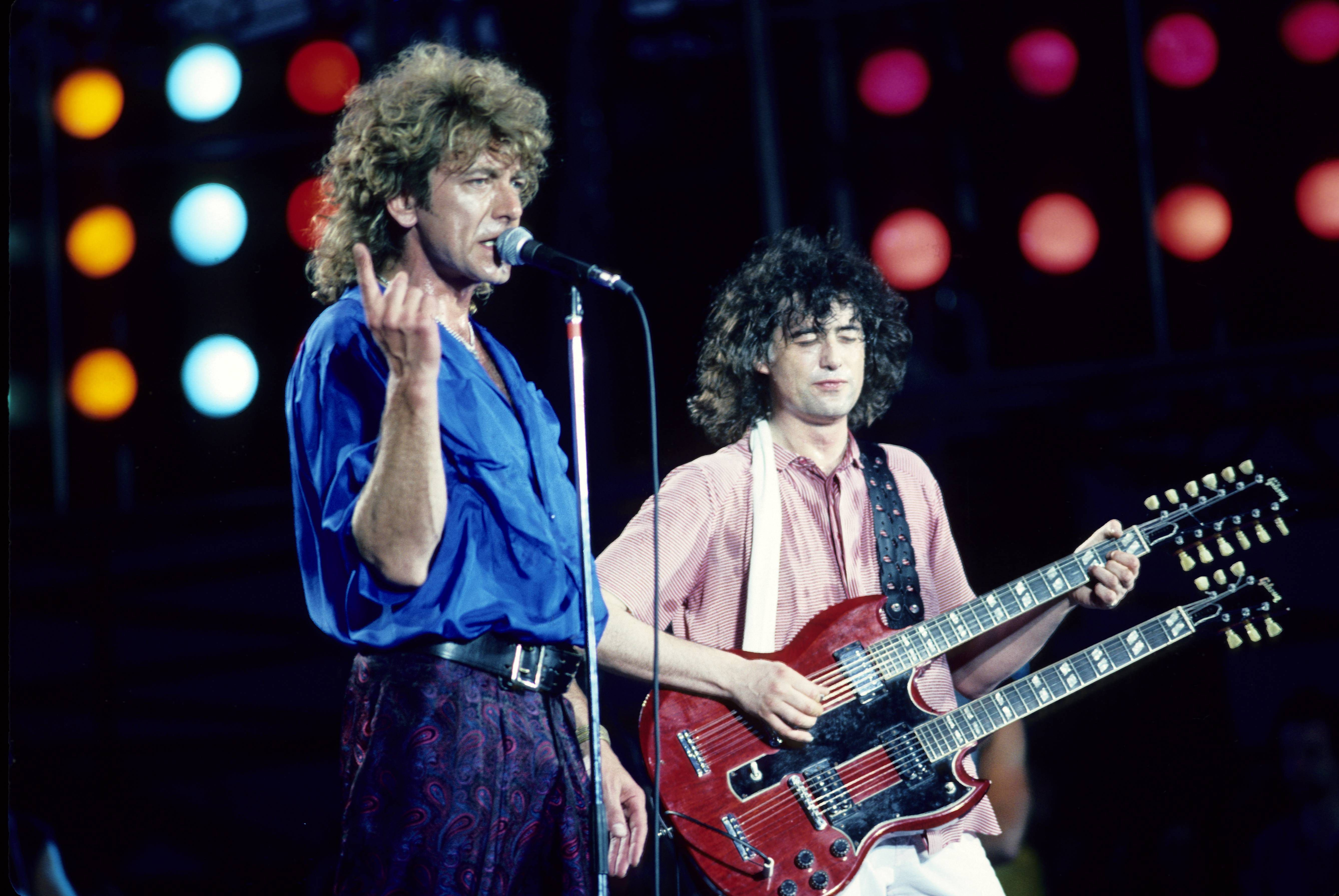The Worst Live Performances by Great Rock Bands