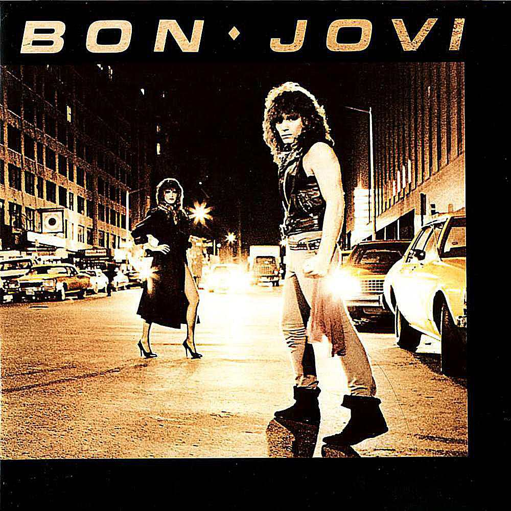 Many music fans don't remember Bon Jovi's 1984 debut LP, but the record yielded one of the group's finest singles in