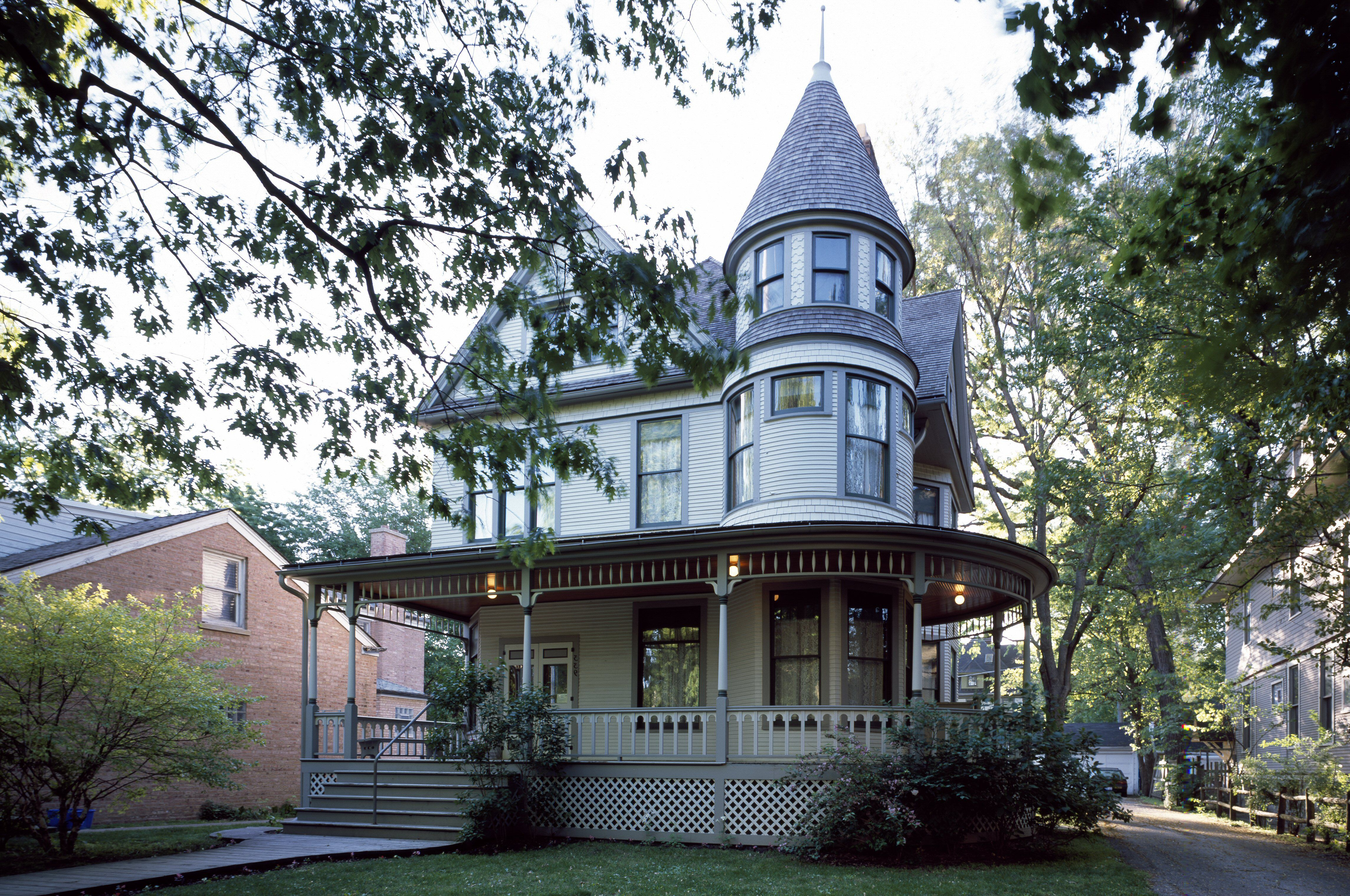 Architectural Styles, American Homes From 1600 to Today on 1890 ranch homes, 1890 folk victorian homes, 1890 american homes, 1890 colonial revival homes,