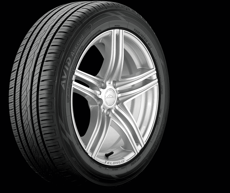 Yokohama Avid Ascend Tires