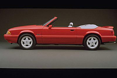 1992 1/2 Ford Mustang