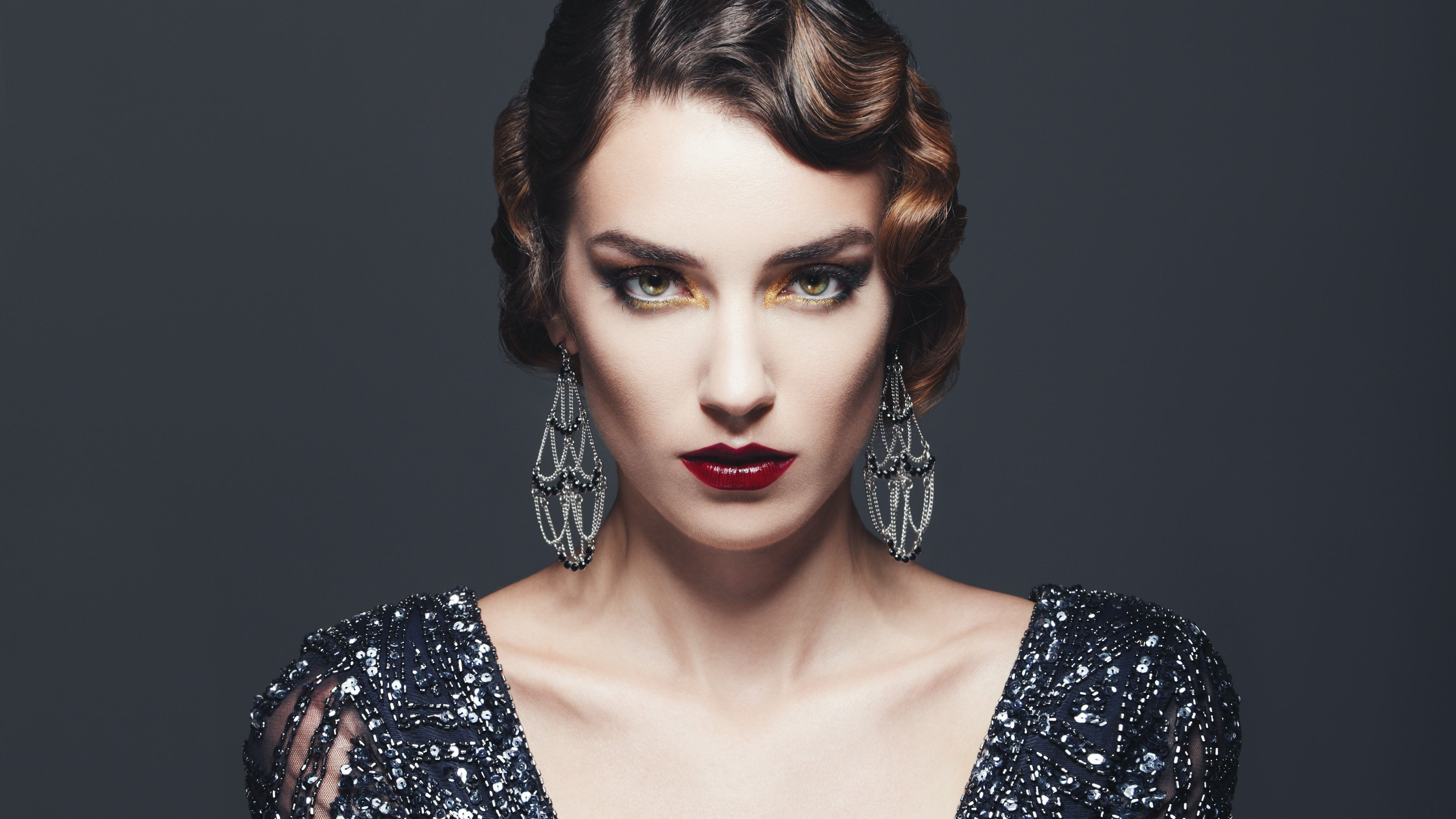 1920 S Finger Waves A Vintage Hair Trend Returns