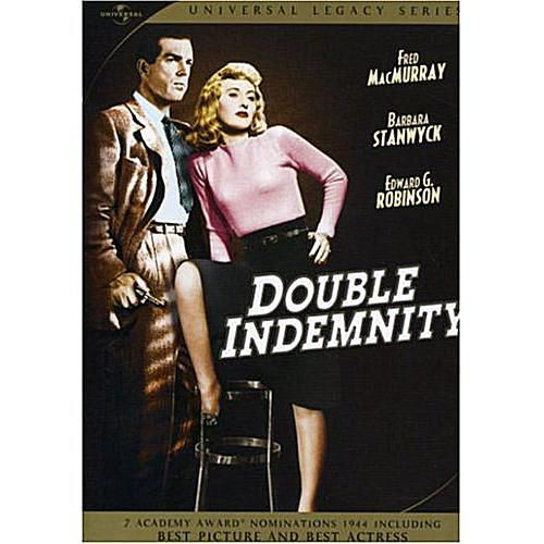 Double Indemnity - Noir at its best