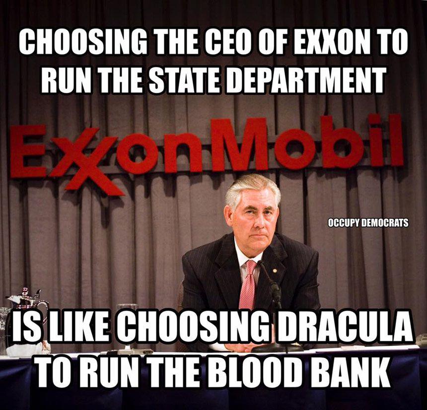 Dracula - Trump meme