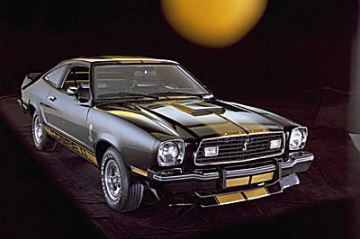 1975 Ford Mustang