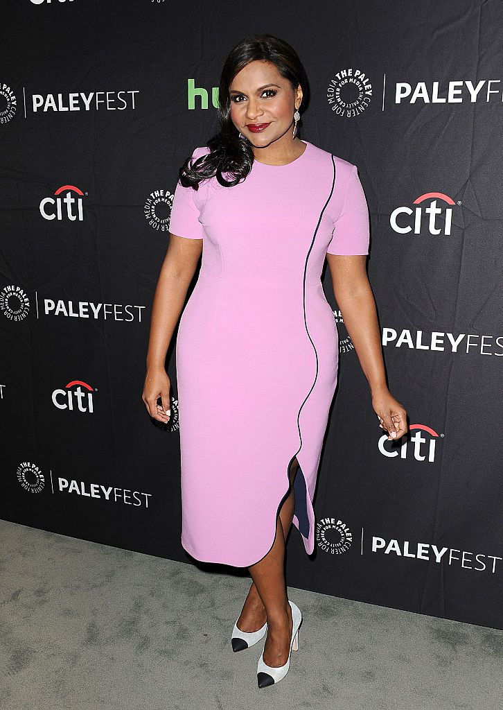 Actress Mindy Kaling attends the Hulu event at the PaleyFest 2016 fall TV preview at The Paley Center for Media on September 15, 2016 in Beverly Hills, California.