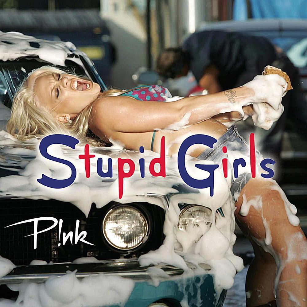 Pink Stupid Girls