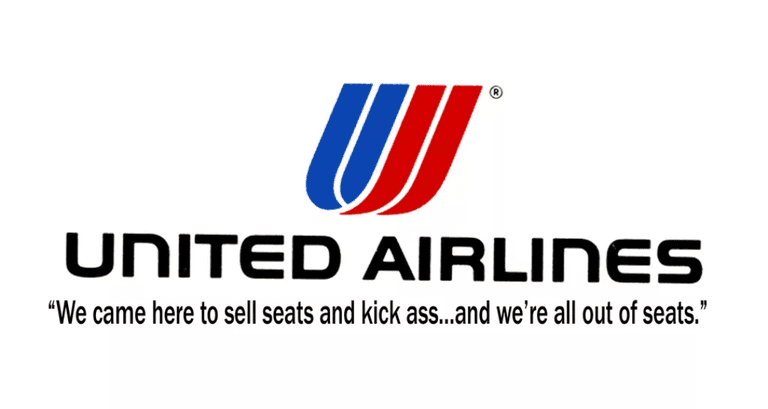 United Airlines Memes