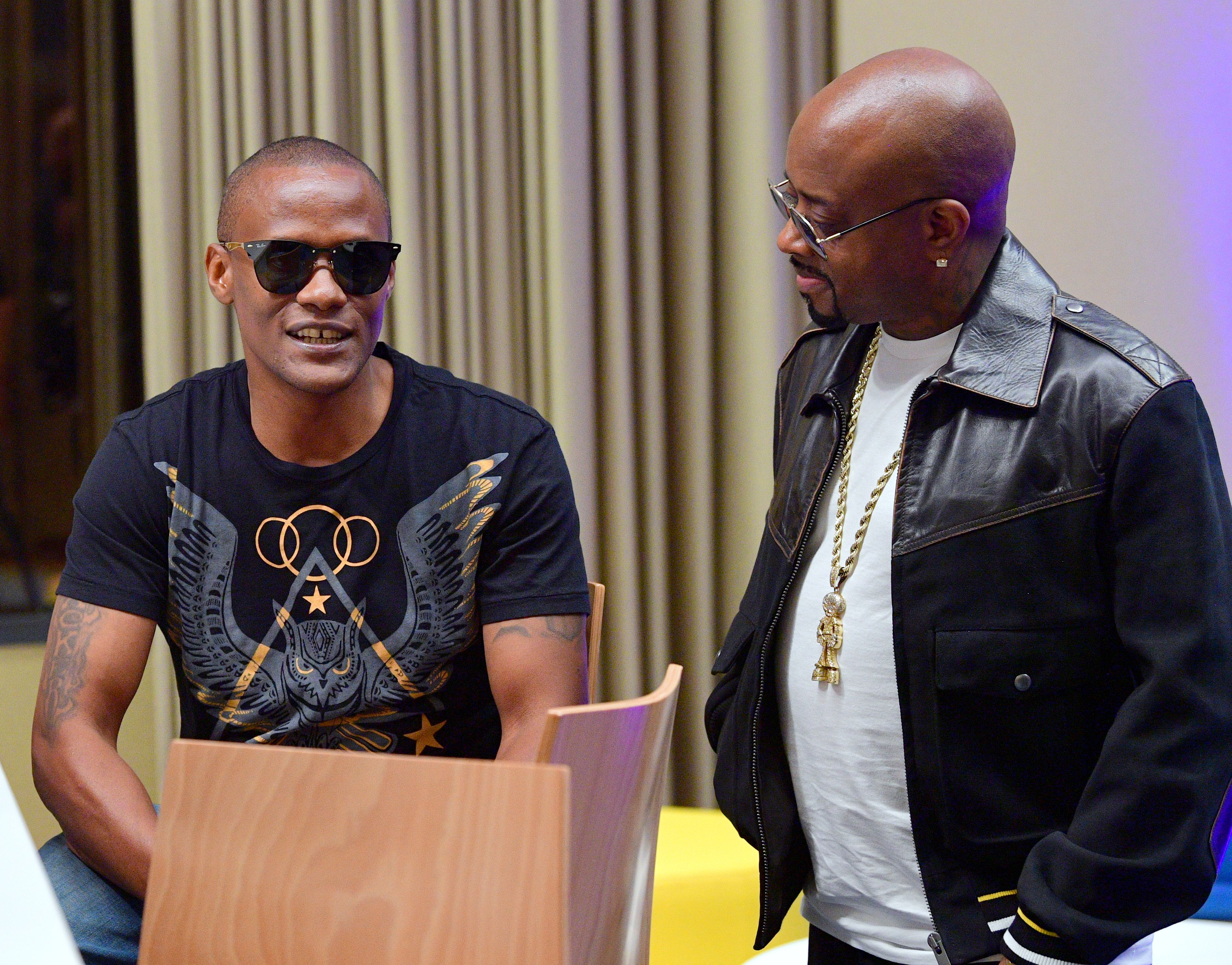 Canibus at Welcome To Atlanta Reception
