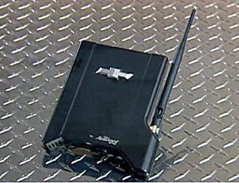 2012 Chevy Truck WiFi Unit
