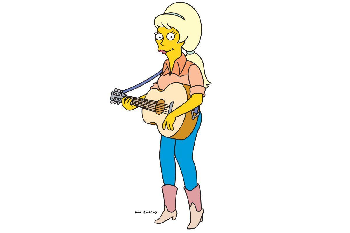 Lurleen Lumpkin - The Simpsons