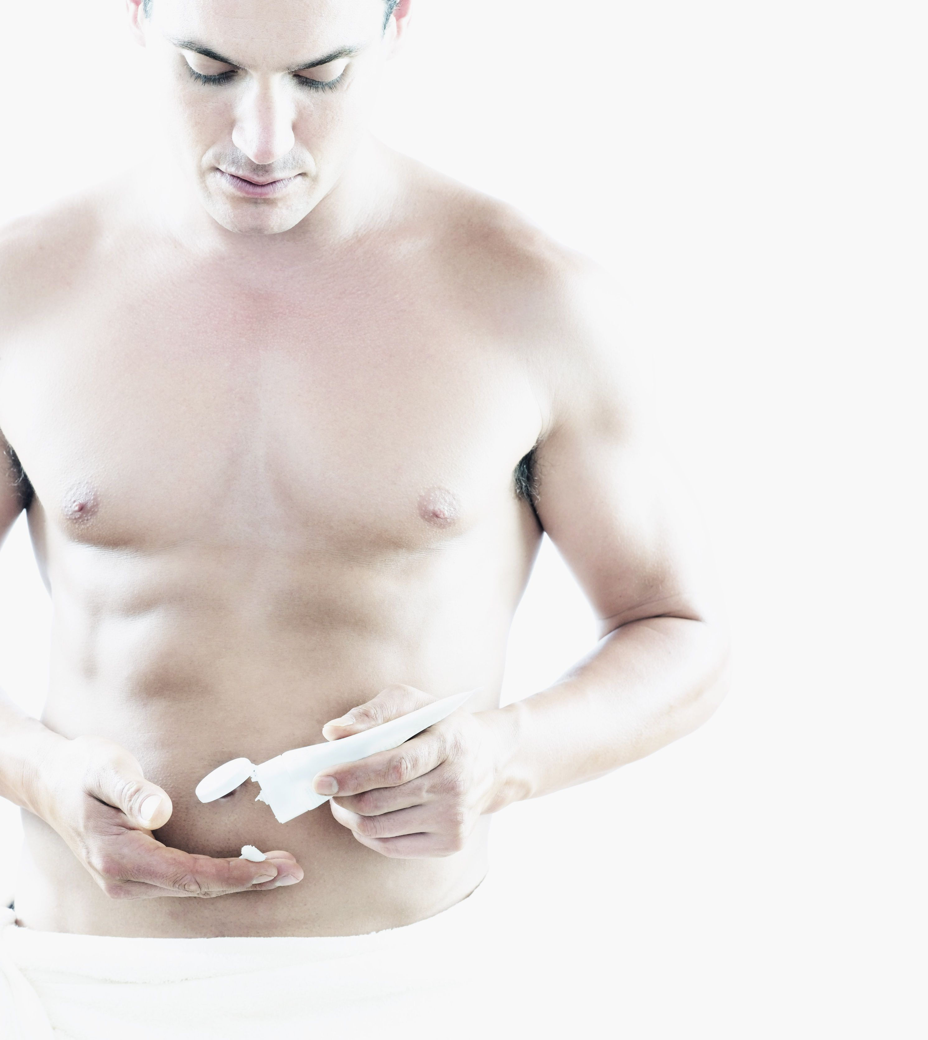 how often should you shave your chest