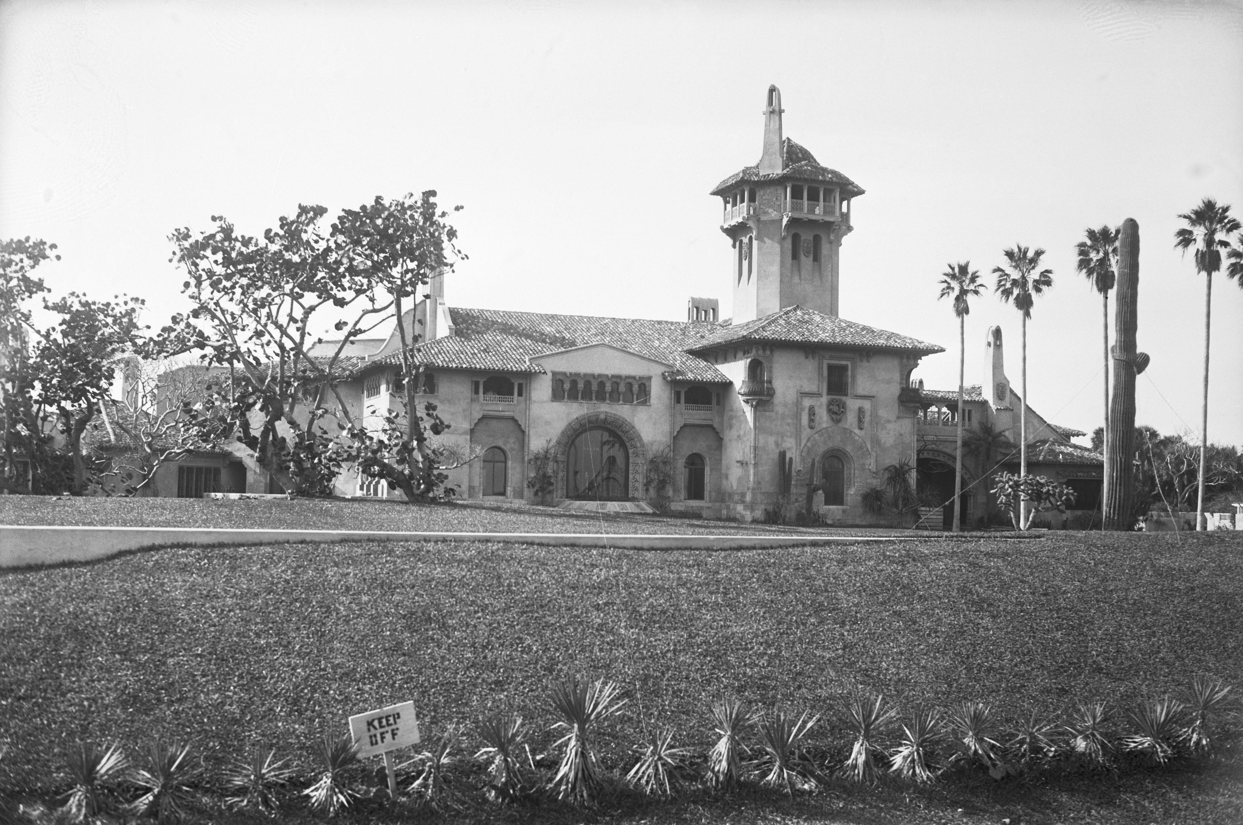 Mar-a-Lago in 1928