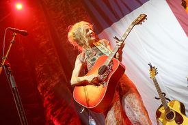 Patty Griffin performing at Jack Ingram And Friends