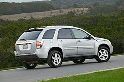 2005 Chevrolet Suv Lineup
