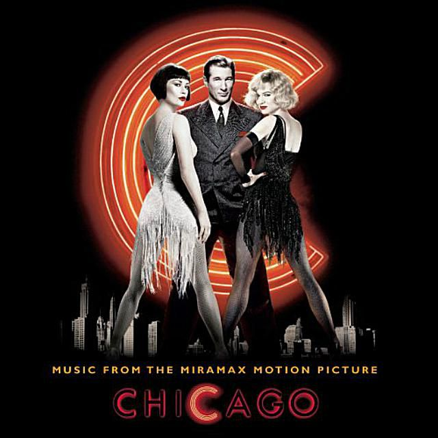 """Chicago"" movie soundtrack cover"