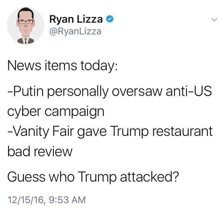 Vanity Fair - Trump meme