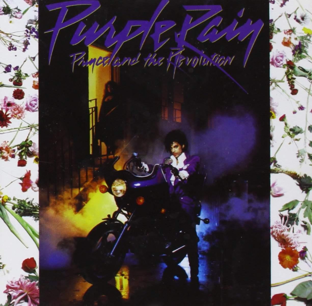 Prince and the Revolution Purple Rain