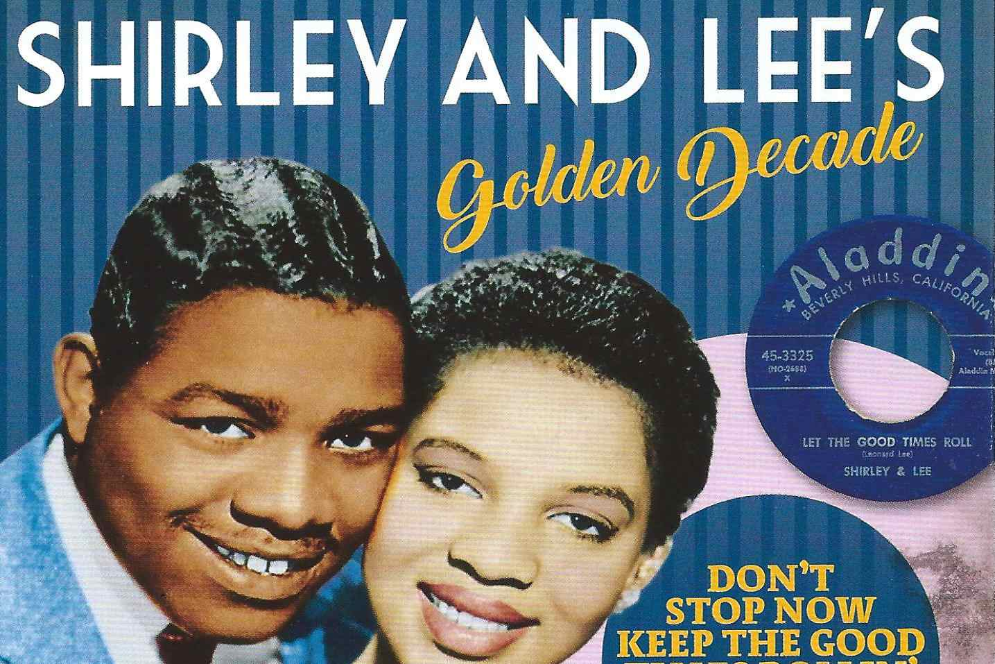 Let The Good Times Roll by Shirley and Lee