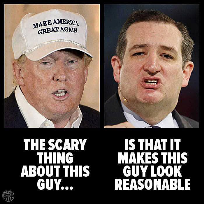 The Scary Thing About Trump