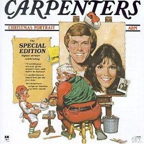 The Carpenters - Christmas Portrait