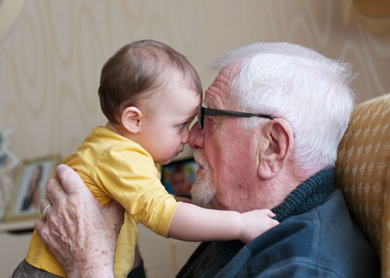 The Role of Great-Grandparents