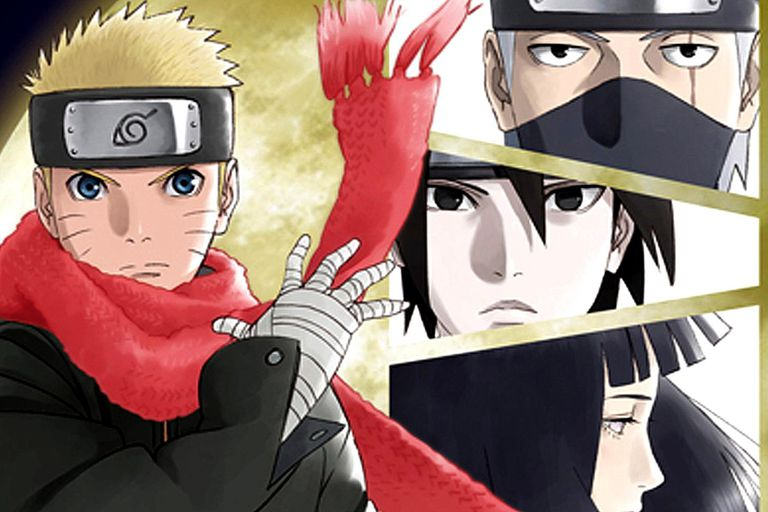Where to Watch THE LAST: NARUTO THE MOVIE