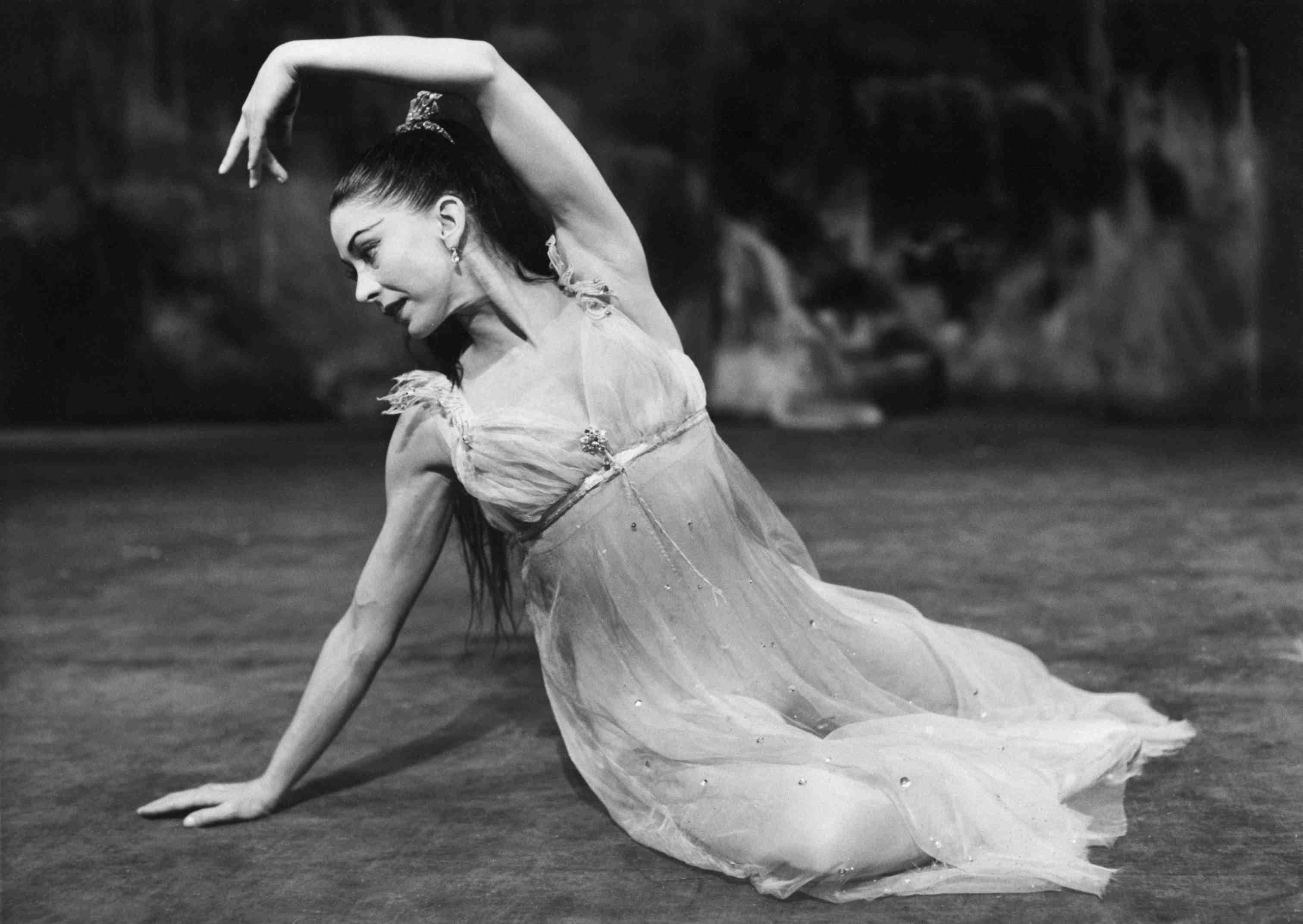 Ballet Dancer Dame Margot Fonteyn