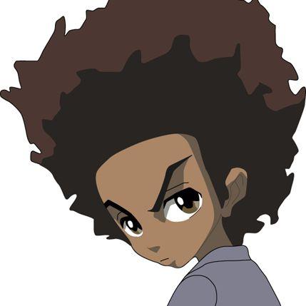 Huey Freeman from