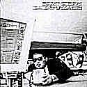 Beastie Boys album cover for Sabotage