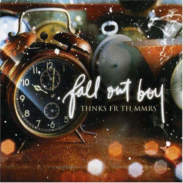 Fall Out Boy Thnks Fr th Mmrs