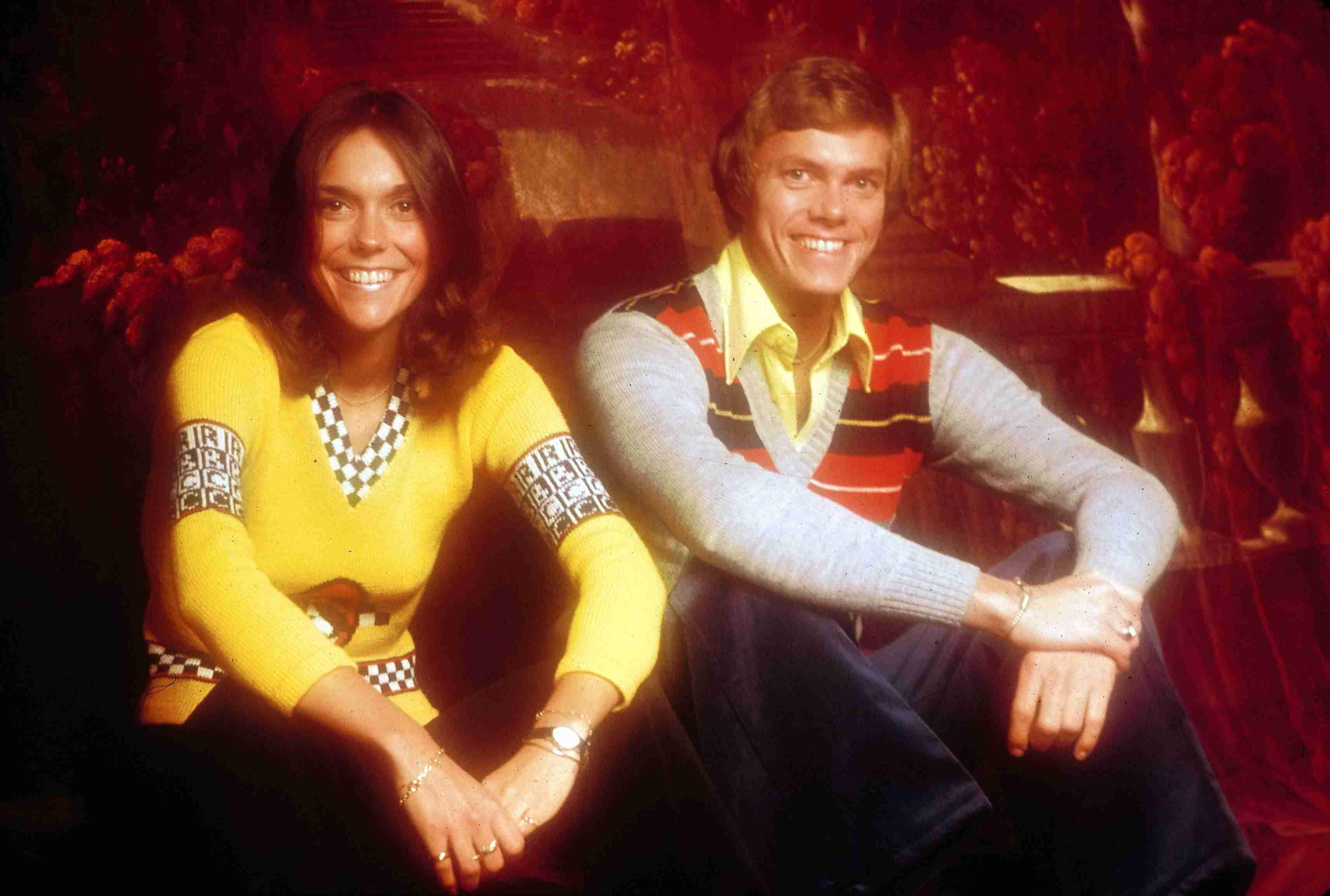 Photo of Richard CARPENTER and Karen CARPENTER and CARPENTERS