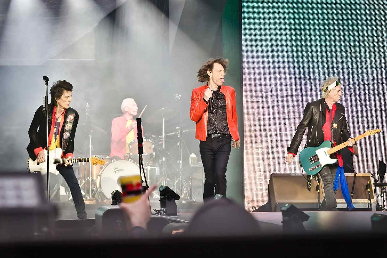 Rolling Stones Perform In Berlin
