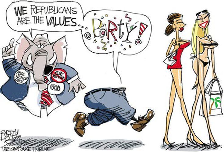 Καρτούν σεξ πάρτι