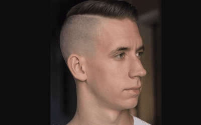 How To Give Yourself A Men S Undercut