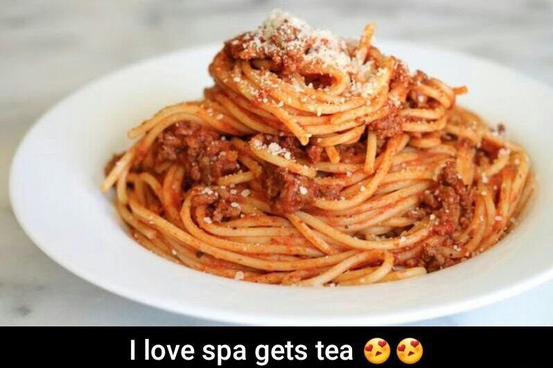 Spa Gets Tea