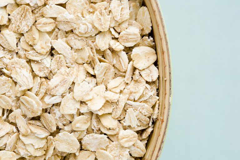 Oatmeal is a great ingredient for a facial mask