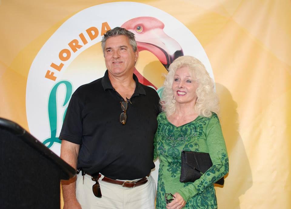 Powerball Winners Maureen Smith and David Kaltschmidt