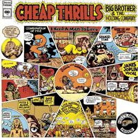 """Big Brother and the Holding Company: """"Cheap Thrills"""" album"""