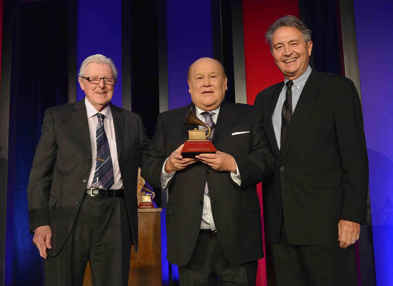 Leo Dan The 13th Annual Latin GRAMMY Awards - 2012 Latin Recording Academy Special Awards