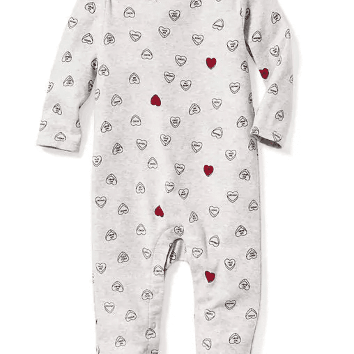 debfedb01 Printed Footed Sleeper Valentine's for Baby. oldnavy.com