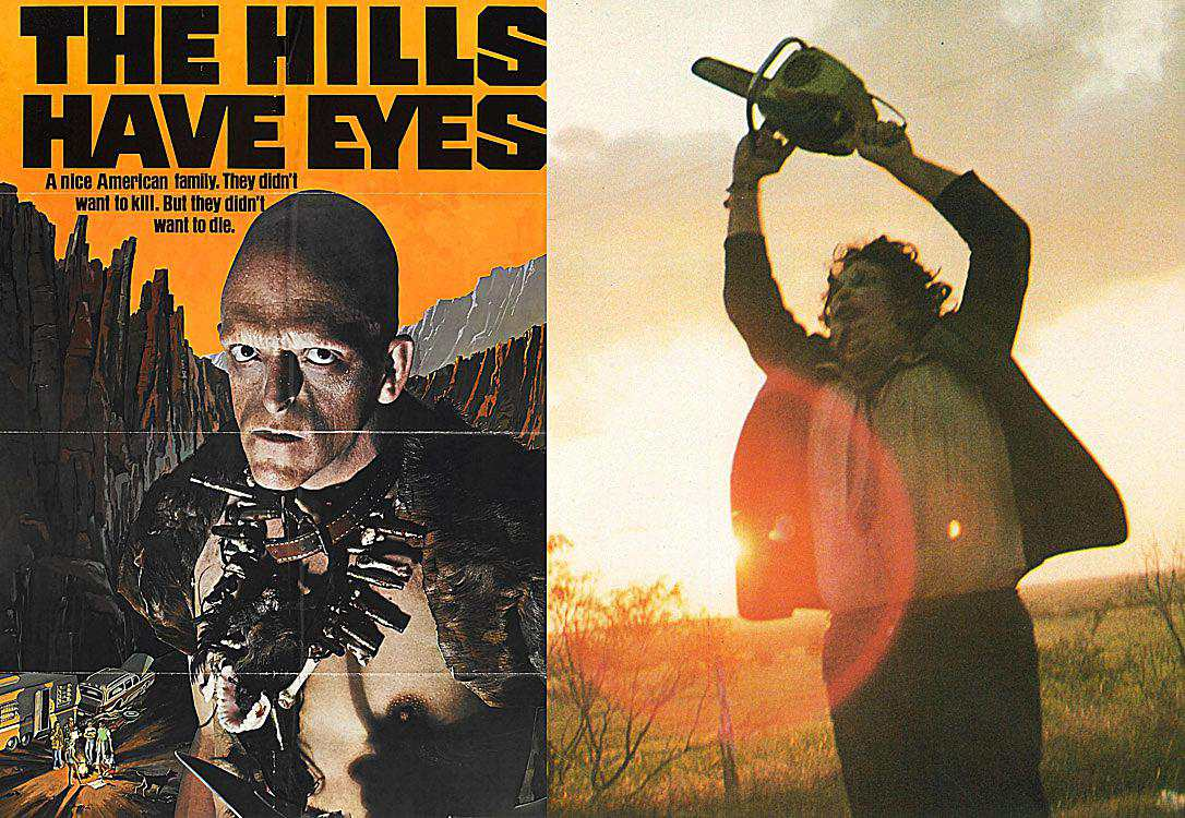 Horror Movie Crossovers: The Hills Have Eyes vs. Texas Chainsaw Massacre