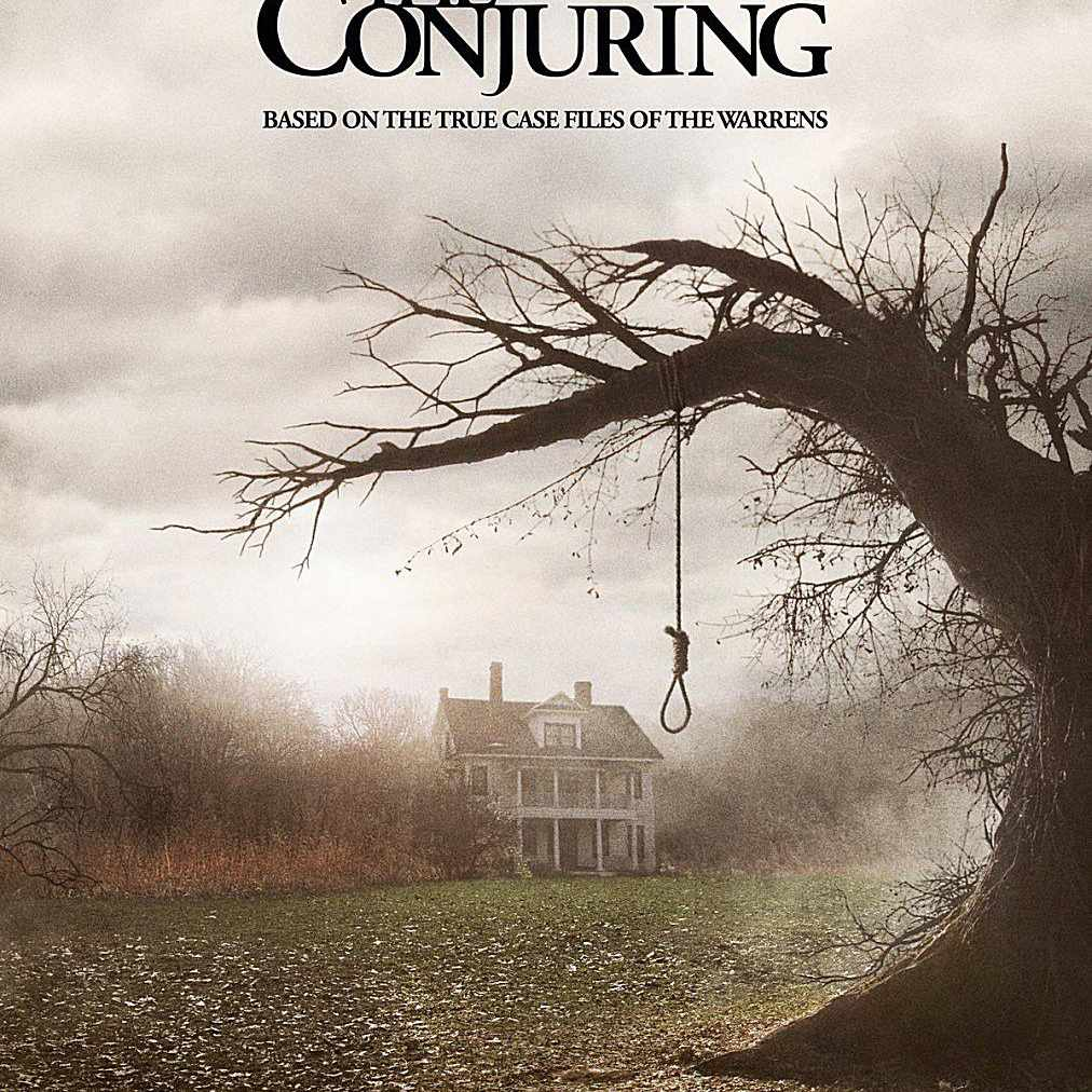 The Conjuring ghost movie