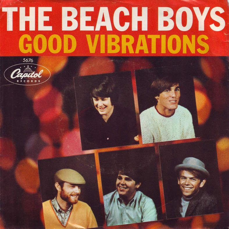 Beach Boys Good Vibrations cover