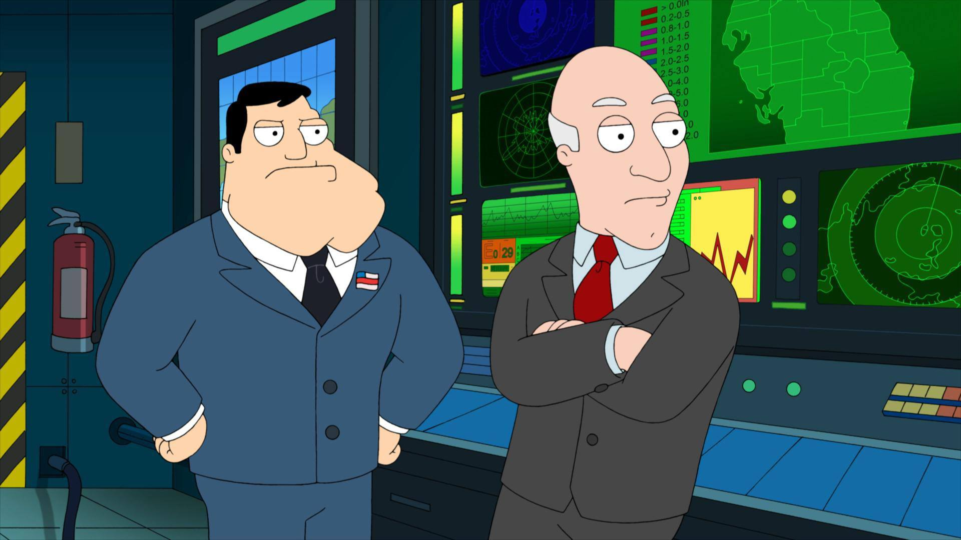 Animated American Dad Porn meet the characters in 'american dad!'