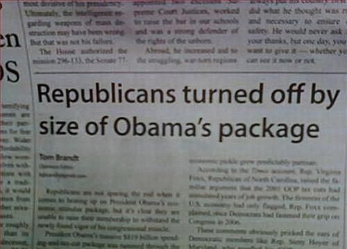 Obama's Package