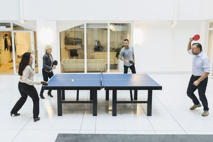 Objective Table Tennis Ping Pong