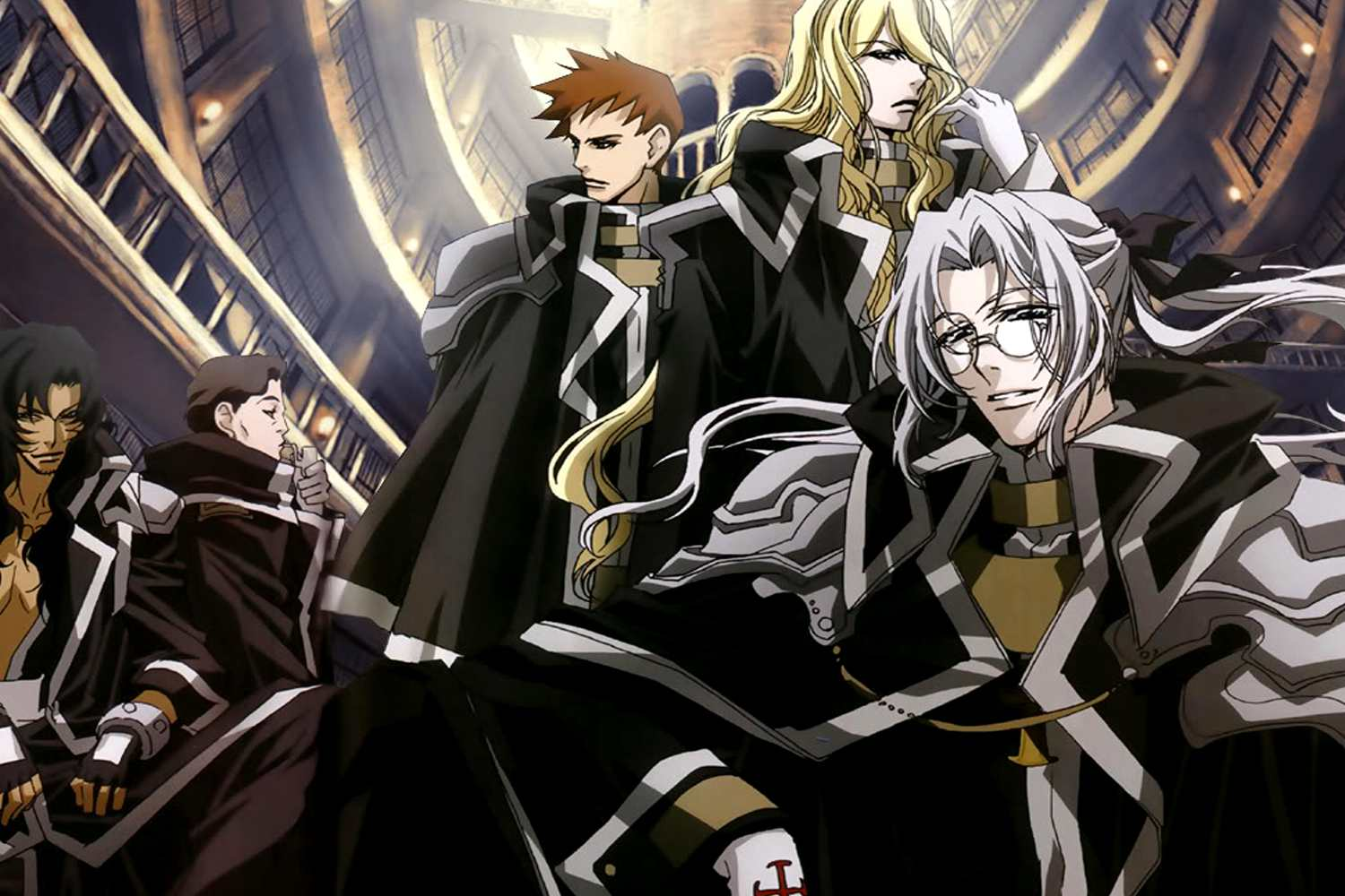 All Vampire Animes the 8 best classic vampire anime series and films